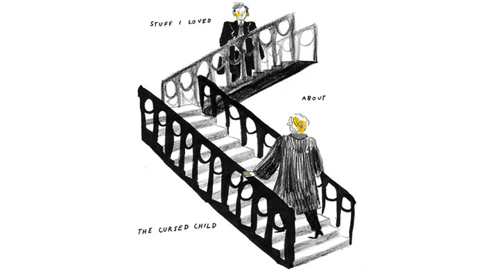 7 Things I Loved About <i>Harry Potter and the Cursed Child</i>