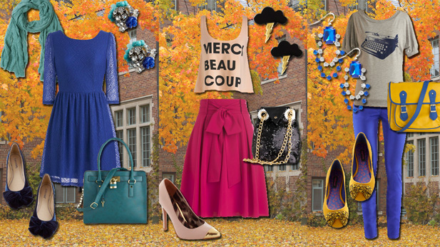 5 Cute Outfits for Campus!