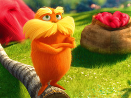 The New LORAX Trailer Is So Cute We Might Actually Die