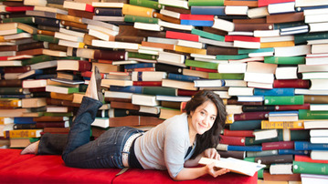 Blogging B&N.com's Teen Must-Reads: Cinder