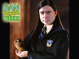 Dan Bergstein is a Ravenclaw