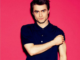 Daniel Radcliffe is Dead-Sexy (Is This Title Too Provocative? TOO BAD.)
