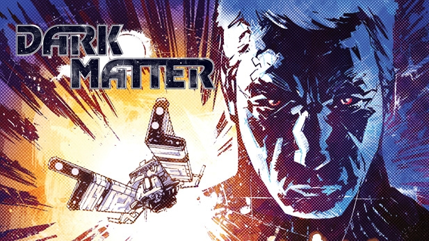 REVIEW: Dark Matter Graphic Novels, Volumes 1-4
