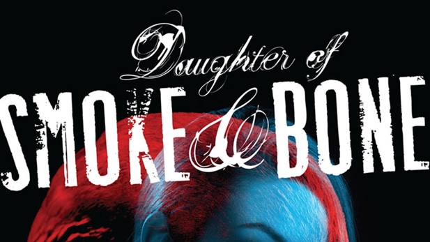 Laini Taylor's Daughter of Smoke and Bone Makes Us Blue