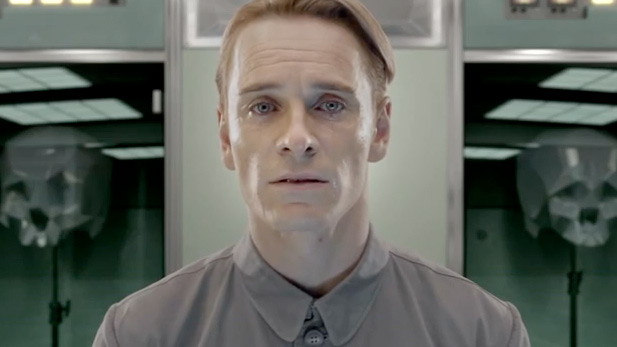 Meet Prometheus's Creepiest Character: David
