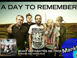 A Day To Remember=A Band You'll Wish You Could Forget