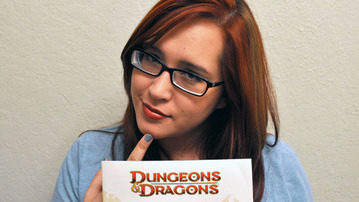 Blogging RPGs: Allison's Adventure Begins!