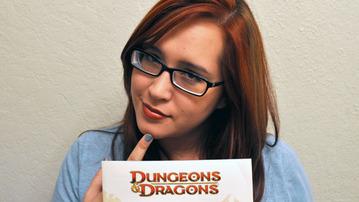 Blogging RPGs: Allison's Adventure Begins!