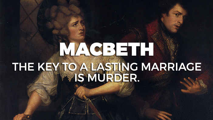 Every Shakespeare Play Summed Up in a Single Sentence