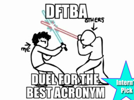 What Does DFTBA Mean Anyway?