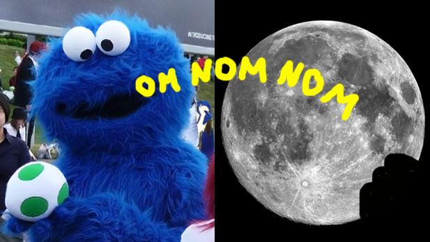 Diamond Planets and Cookie Monsters in Space?