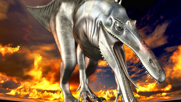 The 10 Most Badass Dinosaurs of All Time