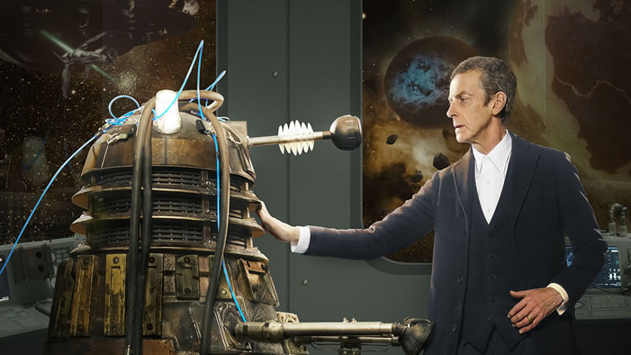 The BBC Wants to Make Your <i>Doctor Who</i> Fanfic Dreams Come True