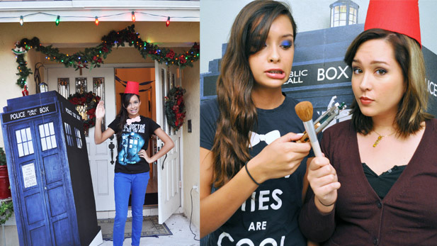 Allison Emm Throws a Doctor Who Party!