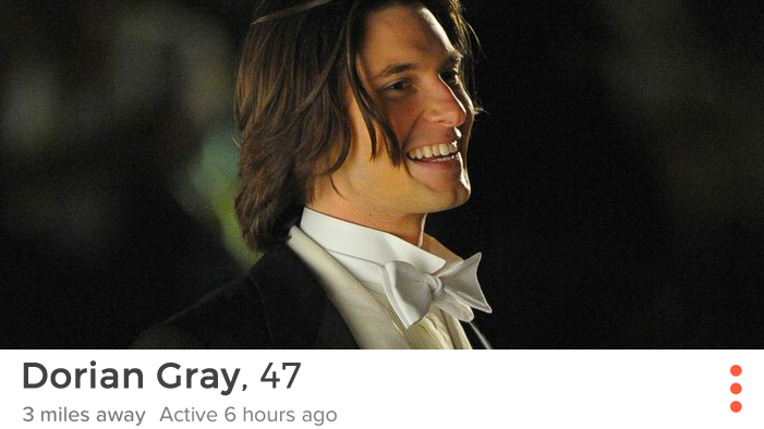 If Fictional Characters Had Tinder
