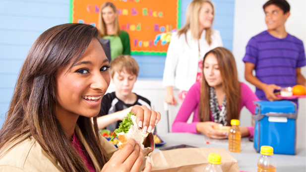A Field Guide to Surviving the Cafeteria