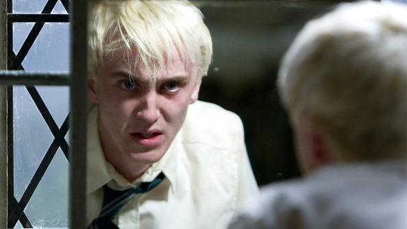 BRACE YOURSELVES, WIZARDBUTTS: It Turns Out Tom Felton, Everybody's Favorite Slytherin, is Actually... a GRYFFINDOR