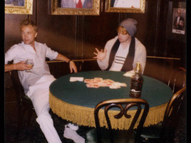 Here Are Polaroids of Tom Felton and Rupert Grint. You're Welcome.