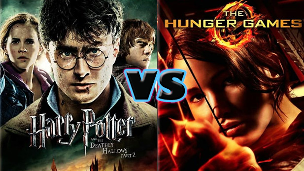 A Battle to End All Battles: Harry Potter VS The Hunger Games
