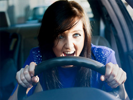 A Disaster of Epic Proportions (AKA My Driving Test)