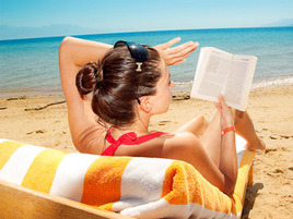 Jenny's Summer Book Recommendations