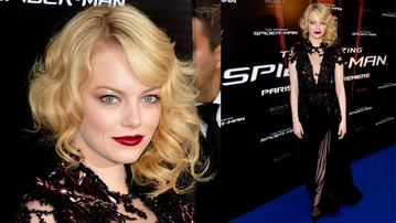 What Do You Think of Emma Stone's Paris Premiere Look?