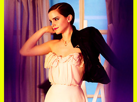 Emma Watson! Wearing a Fedora! In Paris! (This Video is Going to Make Your Girl Crush WAY Worse)