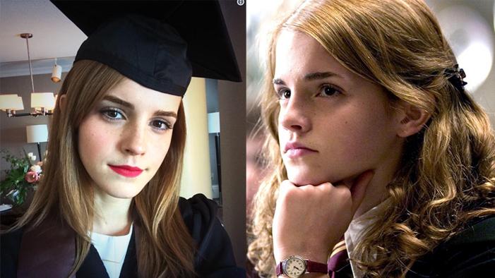 The Surprising College Majors of 8 <em>Harry Potter</em> Stars