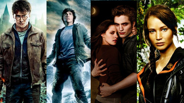 Are You Harry, Katniss, Percy, or Bella? Take This Quiz and Find Out!