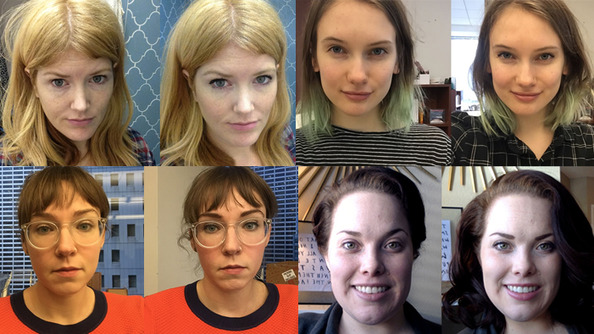 We Ditched Our Makeup for 24 Hours & Hardly Any of Us Died As a Result