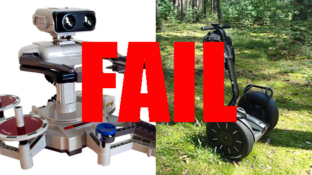 10 Biggest Gadget Fails of All Time