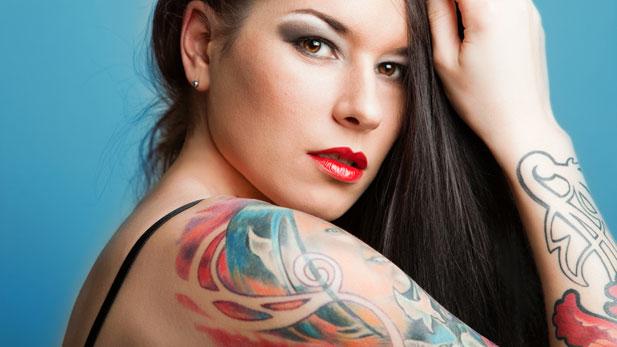 Awesome Fantasy Tattoos