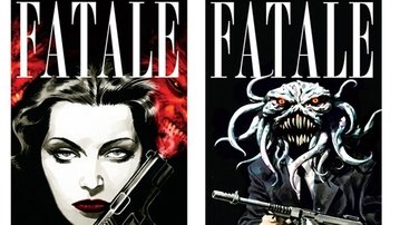 3 Awesome New Genre-tripping Comic Books