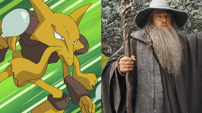 If Our Favorite Fictional Characters Were Pokemon, Here's What They Would Be