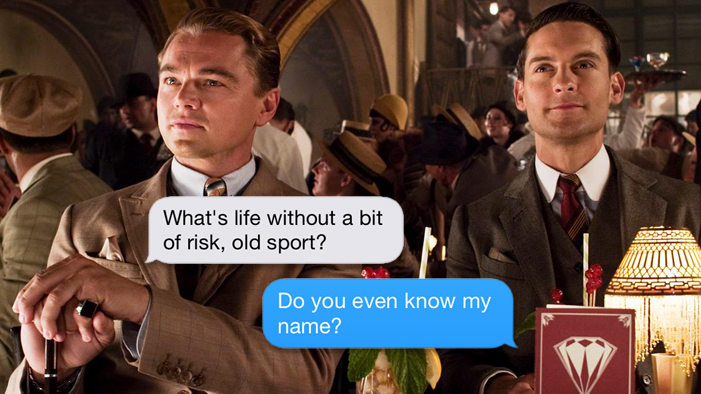 If Fictional Characters Could Text, PART THREE
