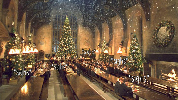 It's Finals Season at Hogwarts