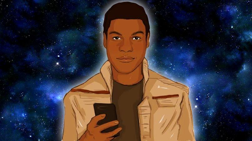 Finn's Phone Contacts