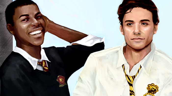 We Sorted <em>The Force Awakens</em> Characters Into Hogwarts Houses & Created the Hottest Fandom EVER