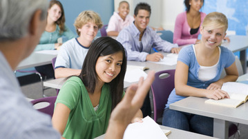 Ask a Teacher: Do You Subconsciously Flirt with Students