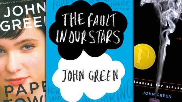 What Do YOU Want to Ask Author John Green?