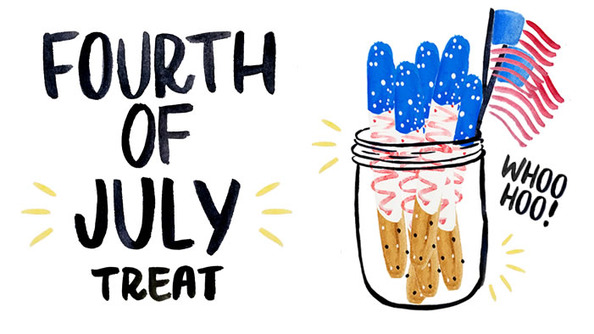 A Hamilton-Approved Fourth of July DIY
