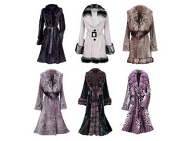 Winter Fashion: Coats of Many Colors