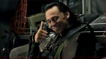 Check Out the Avengers Gag Reel!