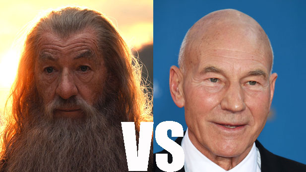 The MindHut SCIFI SMACKDOWN 5: Gandalf versus Professor X!
