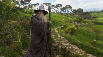 Geek Quiz: Hobbit Song and Doctor Who Quiz!