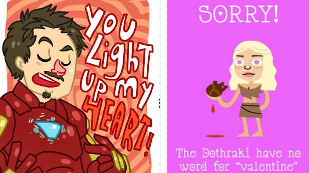 Check Out These Hilariously Geeky Valentines