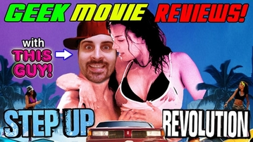 GEEK MOVIE REVIEW: Step Up Revolution