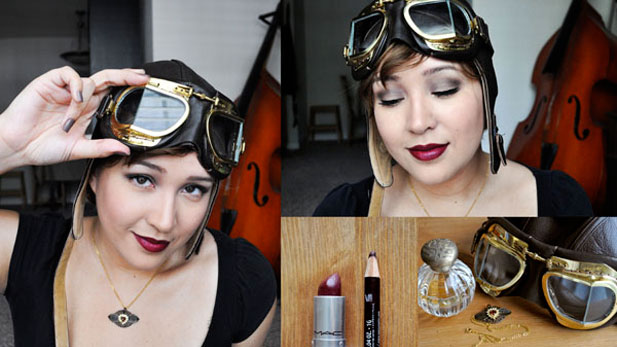 Geeky Girl Halloween: Aviatrix
