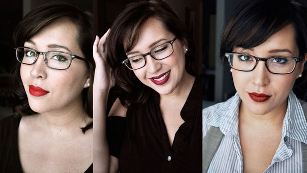 Geeky Girl Glam: Glamorous Glasses