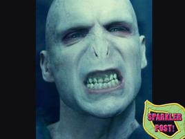 Voldemort Is Sort of Hilarious